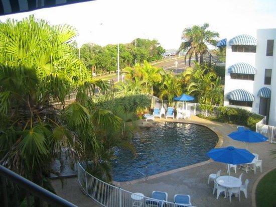 Headland Tropicana Resort : Pleasant View