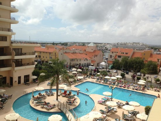Vila Galé Marina: Great View