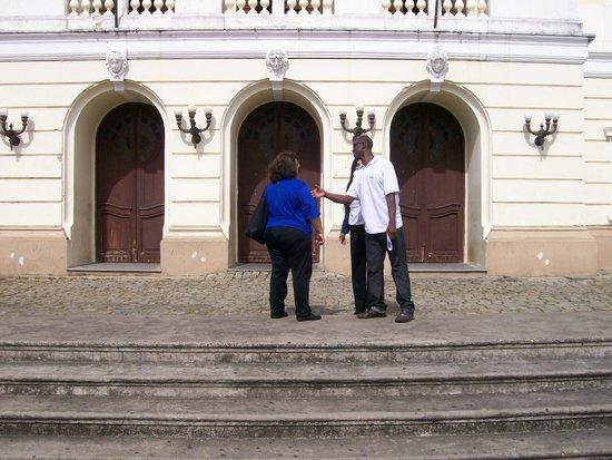 Teatro Municipal de São João del Rei, Minas Gerais