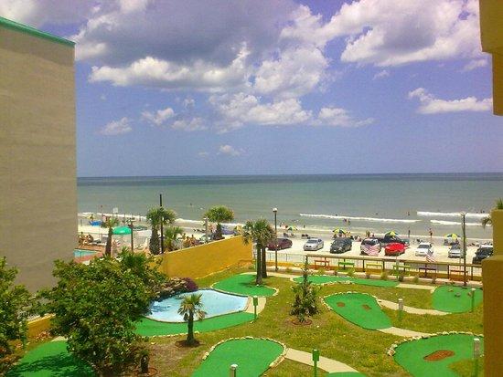 Fountain Beach Resort: View from 302 Balconies