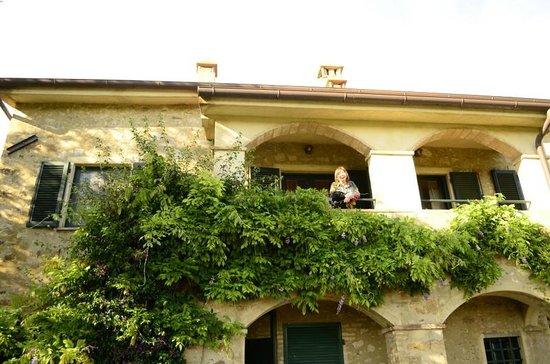 Agriturismo Il Quinto : Nuestra habitacion