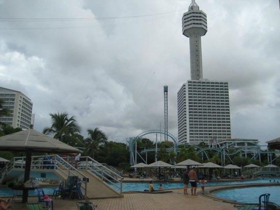 Jomtien Beach : отель Паттайя парк