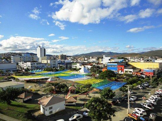 Praça no São João