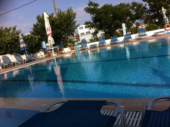 Stergia Apartments : The Pool at Stergia 2