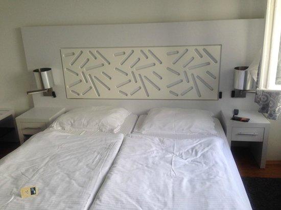 Hotel Bastina Sveti Kriz Bol: The room