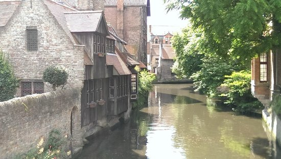 Hotel Dukes' Palace Bruges: Sightseeing in Bruges #1
