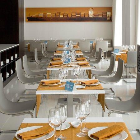 NH Puerto de Sagunto: Restaurant