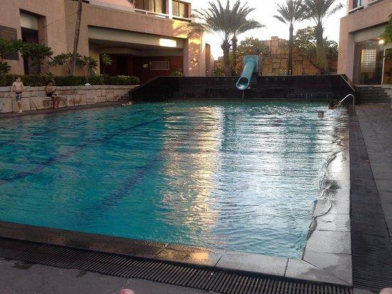 President Park Bangkok: pool area