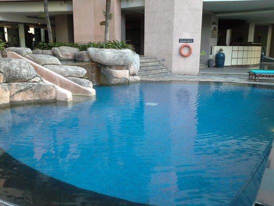 President Park Bangkok: kids pool