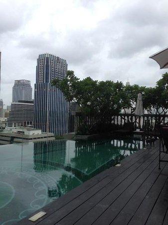 Hotel Muse Bangkok Langsuan - MGallery Collection : pool view