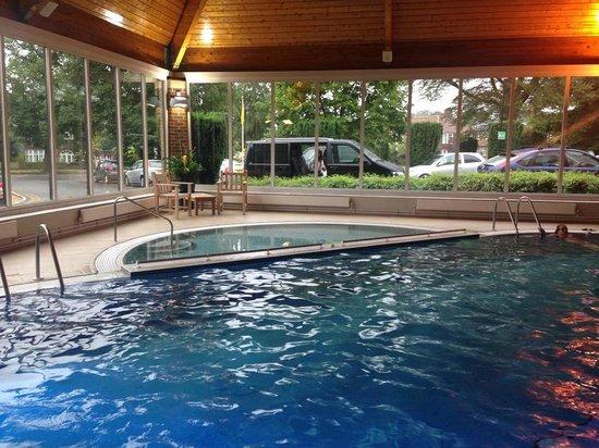 York Marriott Hotel: pool