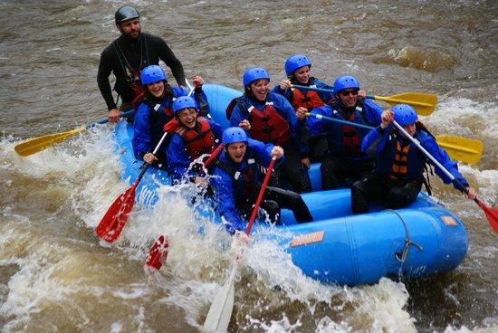 A-1 Wildwater Rafting: fun!