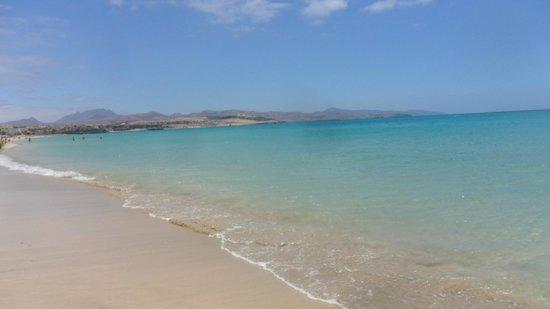 Sotavento Beach Club: Gleich um die Ecke der Hotelanlage