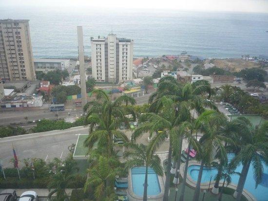 Hotel Ole Caribe: Panorama dalla stanza
