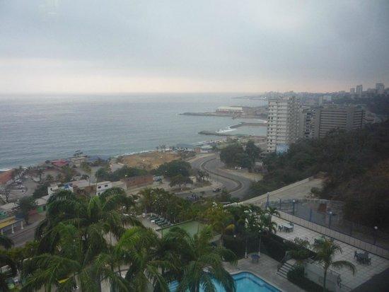 Hotel Ole Caribe: Vista dalla camera