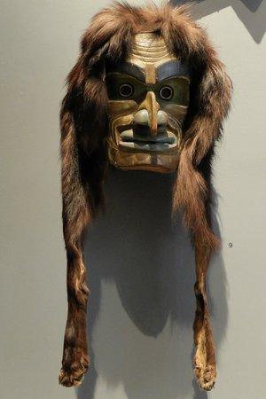 Denver Art Museum : Mask 1900s