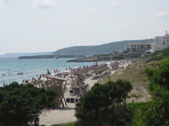 Hotel Stil Victoria Playa: Beach