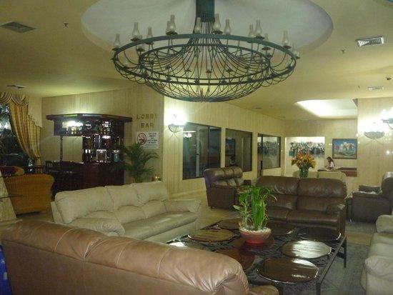Hotel Ole Caribe: Hall