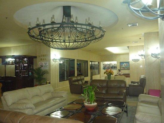 Hotel Ole Caribe: Sala hall