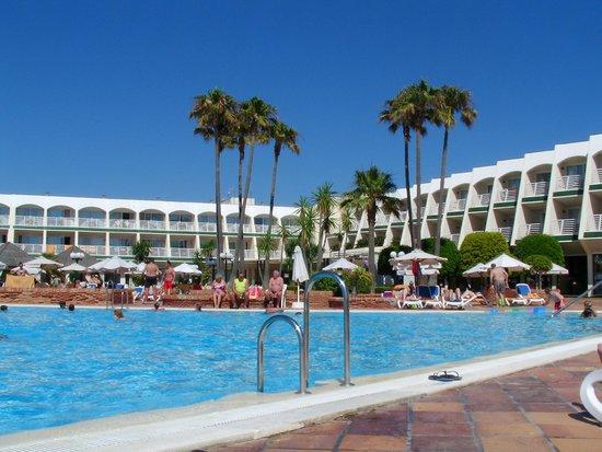 IBEROSTAR Royal Andalus: Vista de la piscina grande