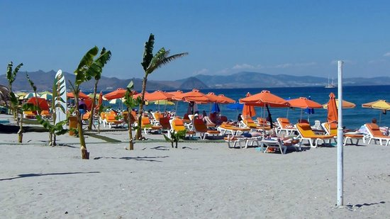 Beach View - Picture of Lambi Beach, Kos Town - TripAdvisor
