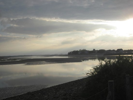 Decouvrons la Baie de Somme Day Tours : coucher de soleil