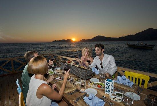 Sentido Lykia Resort & Spa -Special A'la Carte Renk & Deniz