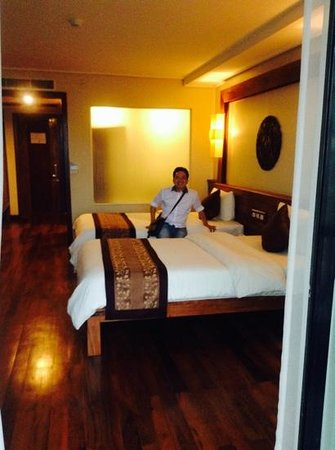 Royal Empire Hotel: the Royal Empire Premium room