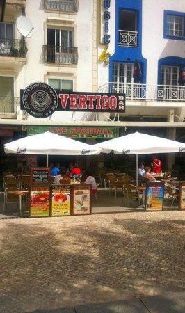 Centro Historico de Albufeira: Vertigo Bar