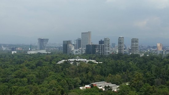 Grand Fiesta Americana Chapultepec : View of Polanco main buildings