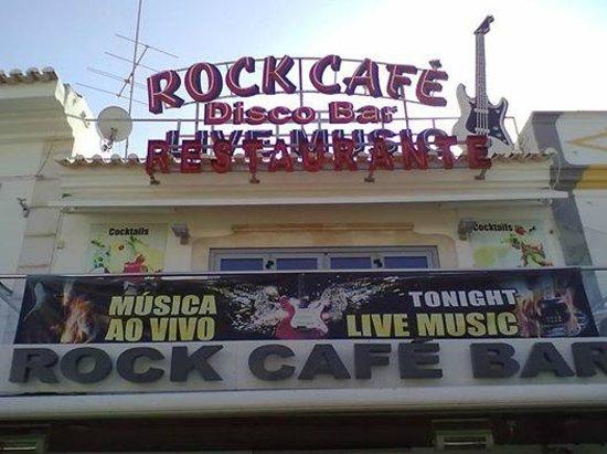 Centro Historico de Albufeira: Rock Café