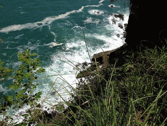 Playa Manuel Antonio: viewpoint from the mountain