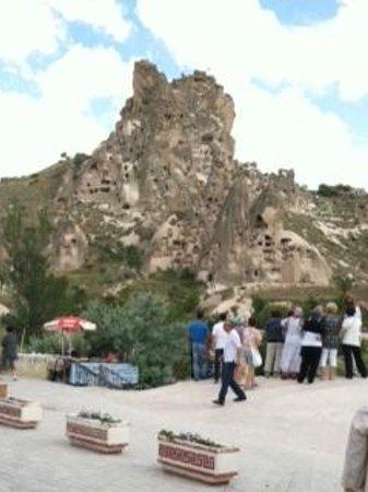 Euphrates Tours: Cappadocia Cave Monastary