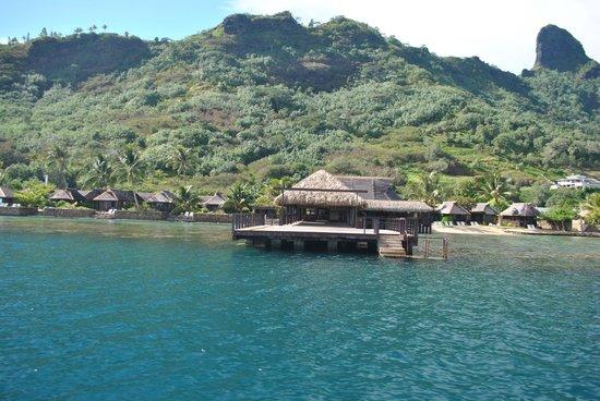 Hotel Kaveka: El muelle