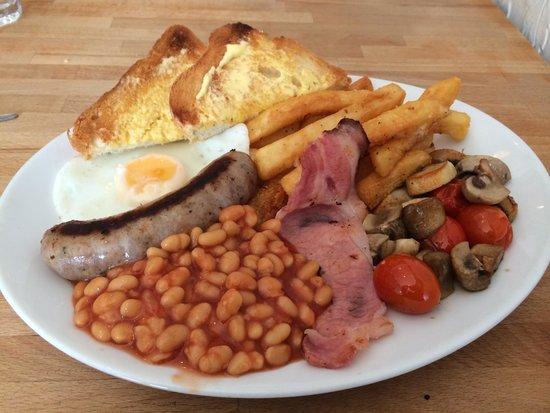 LangeLee's: Langlees breakfast