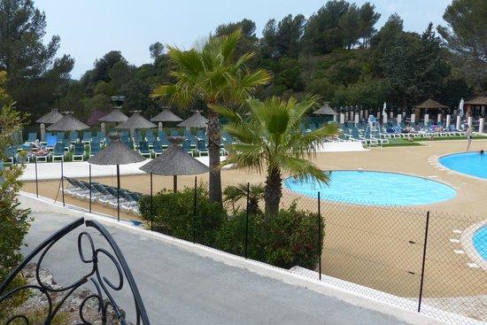 Esterel Caravaning: Pool