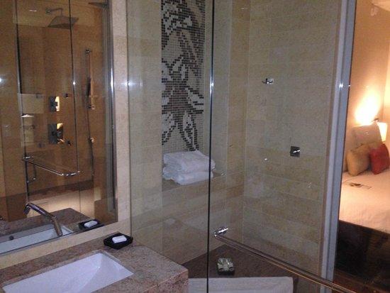 Shower Glass All Around Picture Of Eb Hotel Miami Airport Miami