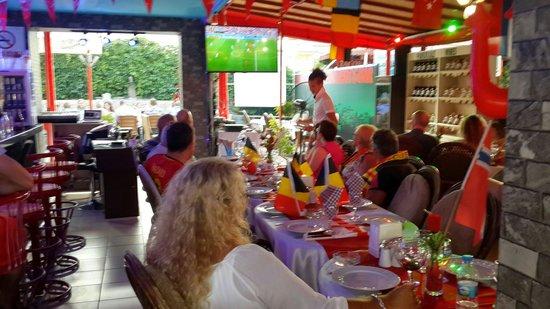 Monte Lara Restaurant