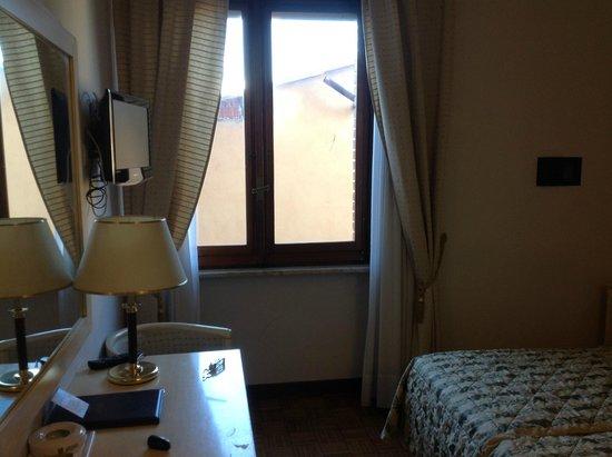 Grand Hotel Duomo: Panorama stanza n. 320