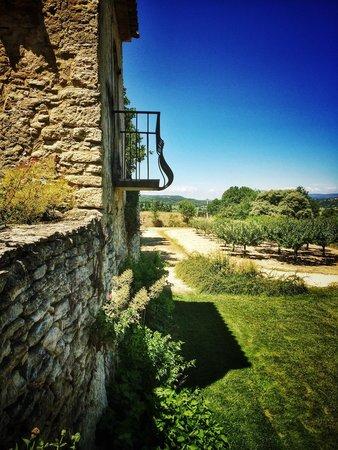 Au pied du Luberon : Au pied du Lubéron