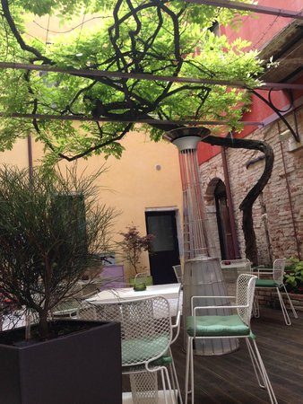 Corte Di Gabriela: Garden