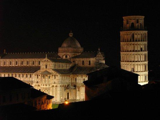 Grand Hotel Duomo: Bellissima vista dal terrazzo al 5° piano