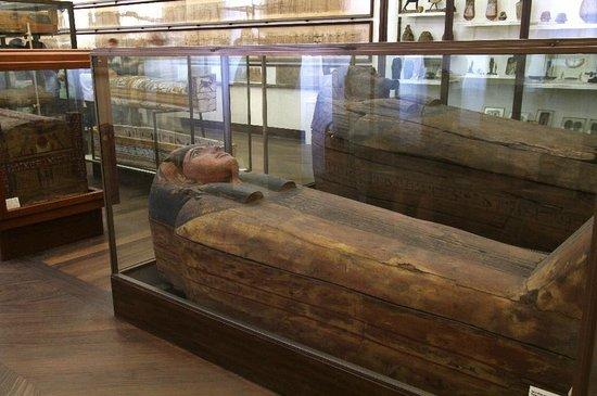 Musée égyptologique de Turin : Sarcofago di Ibi Il