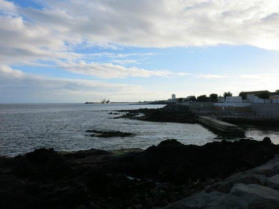 Cais 20: Ocean view