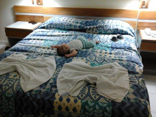 Hotel Margarita Lake Plaza: la habitación
