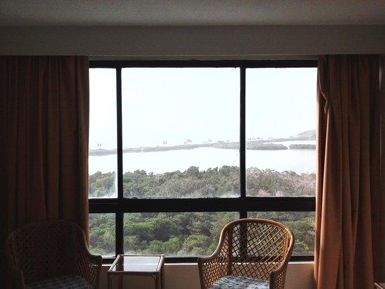 Hotel Margarita Lake Plaza: vista de la habitación