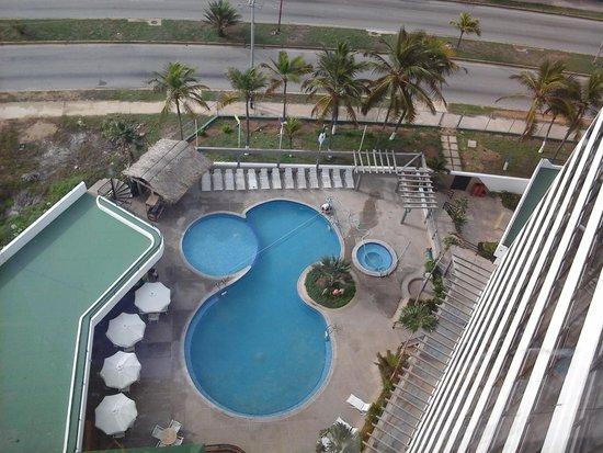 Hotel Margarita Lake Plaza: vista de la sala
