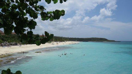 Paradisus Rio de Oro Resort & Spa: Encore la plage!