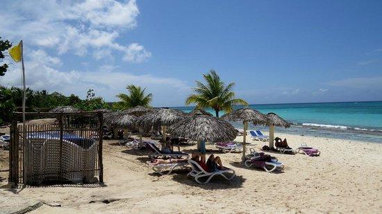 Paradisus Rio de Oro Resort & Spa: Vue de la plage