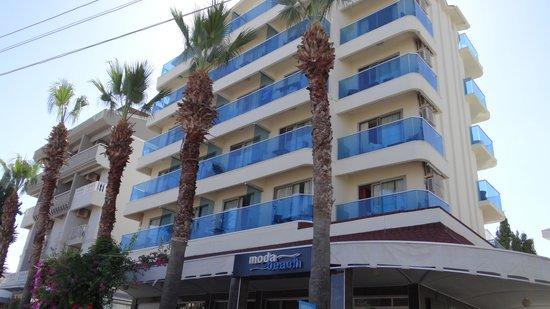Moda Beach Hotel: Piotr.S